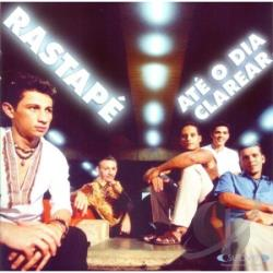 Rastape - At O Dia Clarear CD Cover Art