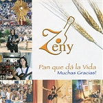 Zeny - Pan Que D� La Vida DB Cover Art