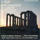 Skalkottas, N. - Nikos Skalkottas: Mayday Spell; Double Bass Concerto; Three Greek Dances CD Cover Art
