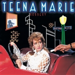 Marie, Teena - Robbery CD Cover Art