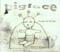 Pigface - Best of Pigface: Preaching to the Perverted CD Cover Art