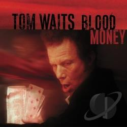 Waits, Tom - Blood Money CD Cover Art