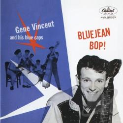 Vincent, Gene - Bluejean Bop! CD Cover Art