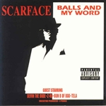 Scarface - Balls and My Word CD Cover Art