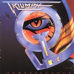 Triumph - Surveillance CD Cover Art