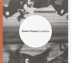 Gotan Project - Lunatico CD Cover Art