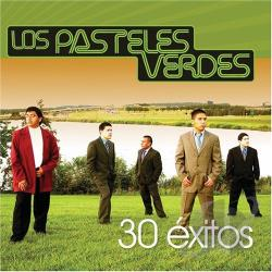 Los Pasteles Verdes - 30 Exitos CD Cover Art