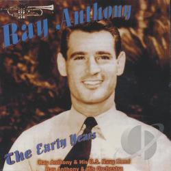 Anthony, Ray - Early Years CD Cover Art