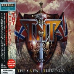 TNT - New Territory CD Cover Art