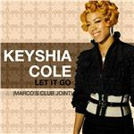 Cole, Keyshia - Let It Go LP Cover Art