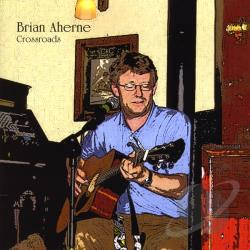 Aherne, Brian - Crossroads CD Cover Art