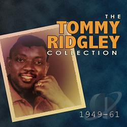 Ridgley, Tommy - Tommy Ridgley Collection 1949-61 CD Cover Art