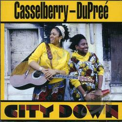 Casselberry-Du Pree - City Down CD Cover Art