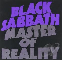 Black Sabbath - Master of Reality CD Cover Art