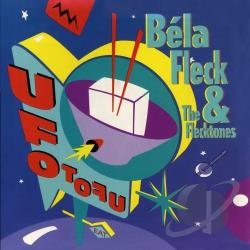 Bela Fleck & The Flecktones - UFO Tofu CD Cover Art
