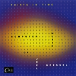 Gressel, Joel - Joel Gressel: Points in Time CD Cover Art