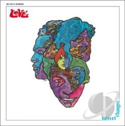 Love - Forever Changes CD Cover Art