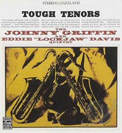 Griffin, Johnny - Tough Tenors CD Cover Art
