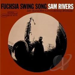 Rivers, Sam - Fuchsia Swing Song CD Cover Art
