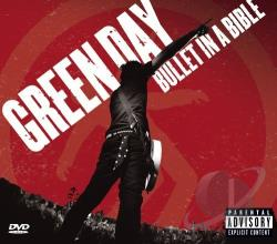 Green Day - Bullet in a Bible CD Cover Art