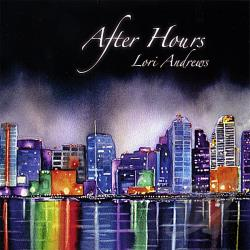 Andrews, Lori - After Hours CD Cover Art
