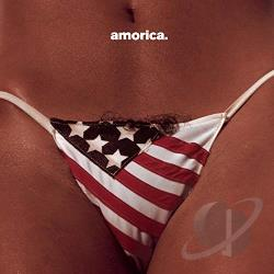 Black Crowes - Amorica CD Cover Art