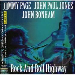 Page, Jimmy - Rock & Roll Highway (Mini LP Sleeve) CD Cover Art