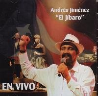 Jimenez, Andres - En Vivo CD Cover Art