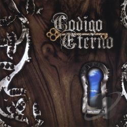 Eterno, Codigo - Codigo Eterno CD Cover Art