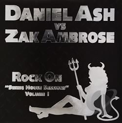 Ambrose, Zak / Ash, Daniel - Rock On 7 Cover Art