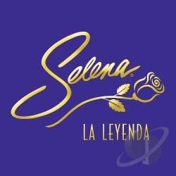 Selena - La Leyenda CD Cover Art