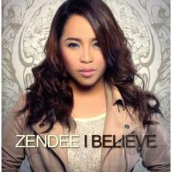 Zendee - I Believe CD Cover Art
