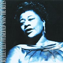 Fitzgerald, Ella - Bluella: Ella Fitzgerald Sings the Blues CD Cover Art