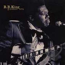King, B.B. - Greatest Hits CD Cover Art