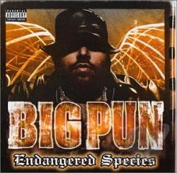 Big Pun - Endangered Species CD Cover Art