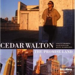 Walton, Cedar - Promise Land CD Cover Art
