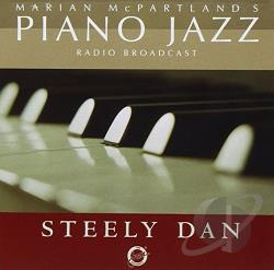 McPartland, Marian / Steely Dan - Marian McPartland's Piano Jazz Radio Broadcast CD Cover Art
