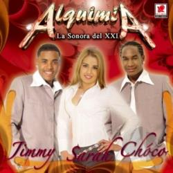Alquimia La Sonora D - Gozaaa CD Cover Art