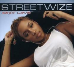Streetwize - Sexy Love CD Cover Art