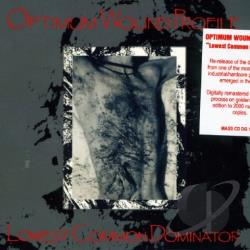 Optimum Wound Profile - Lowest Common Dominator CD Cover Art