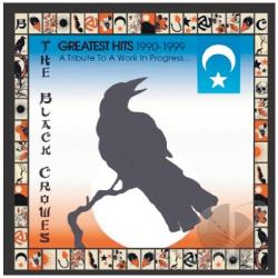 Black Crowes - Greatest Hits 1990-1999: A Tribute to a Work in Progress CD Cover Art