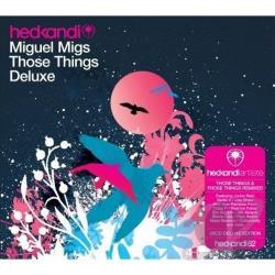 Migs, Miguel - Those Things CD Cover Art