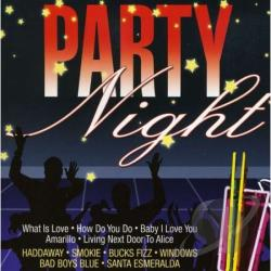 Party Night CD Cover Art