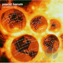 Procol Harum - Well's On Fire CD Cover Art