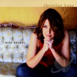 Kane, Christine - Wide Awake CD Cover Art