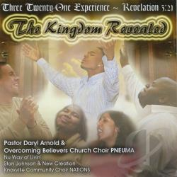 Overcoming Believers Church - Kingdom Revealed CD Cover Art