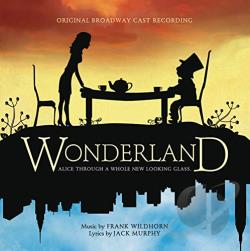 O.B.C.R. / Wonderland - Wonderland CD Cover Art