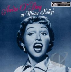 O'Day, Anita - At Mister Kelly's SA Cover Art