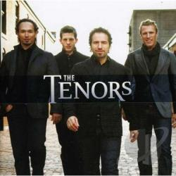 Tenors - Tenors CD Cover Art