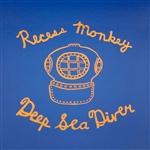 Recess Monkey - Deep Sea Diver CD Cover Art